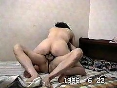 Chinese Cutie Knows How To Ride Her Guy